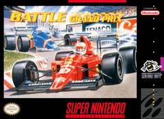 Battle Grand Prix DMG LABEL    SUPER NINTENDO ENTERTAINMENT SYSTEM