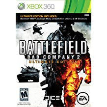 Battlefield Bad Company 2 Ultimate Edition (BC)    XBOX 360
