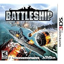 Battleship    NINTENDO 3DS