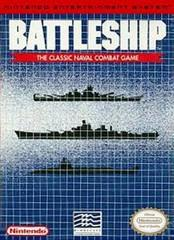 Battleship BOXED COMPLETE    NINTENDO ENTERTAINMENT SYSTEM