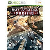 Battlestations Pacific (BC)    XBOX 360