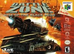 Battlezone Rise of the Black Dogs BOXED COMPLETE    NINTENDO 64