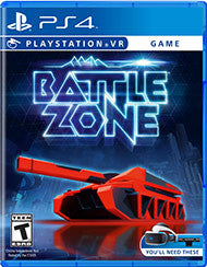 Battlezone    PLAYSTATION 4 VR