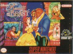 Disneys Beauty and the Beast BOXED COMPLETE    SUPER NINTENDO ENTERTAINMENT SYSTEM