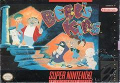 Bebes Kids BOXED COMPLETE    SUPER NINTENDO ENTERTAINMENT SYSTEM