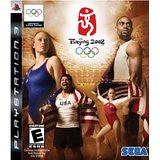 Beijing Olympics 2008    PLAYSTATION 3