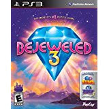 Bejeweled 3 With Zuma & Feeding Frenzy 2    PLAYSTATION 3