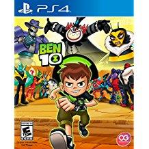Ben 10    PLAYSTATION 4