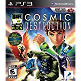 Ben 10 Ultimate Alien Cosmic Destruction    PLAYSTATION 3