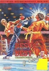 Best of the Best Championship Karate     NINTENDO ENTERTAINMENT SYSTEM