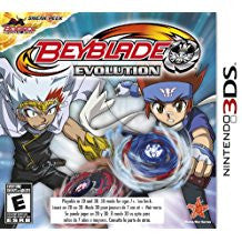 Beyblade Evolution    NINTENDO 3DS