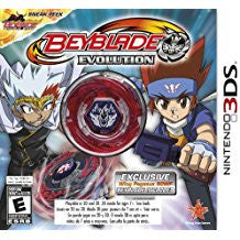 Beyblade Evolution Collectors Ed wWing Pegasus    NINTENDO 3DS