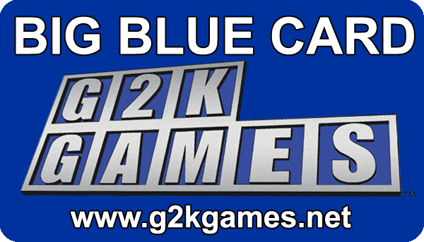 Big Blue Card (In-Store Only)