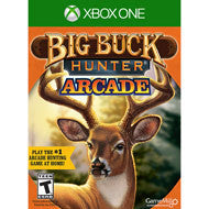 Big Buck Hunter    XBOX ONE