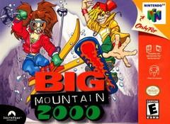 Big Mountain 2000     NINTENDO 64