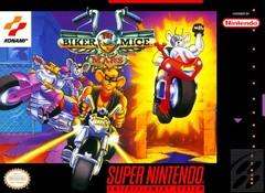 Biker Mice From Mars BOXED COMPLETE    SUPER NINTENDO ENTERTAINMENT SYSTEM