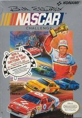Bill Elliots NASCAR Challenge     NINTENDO ENTERTAINMENT SYSTEM