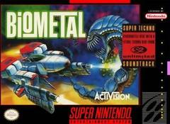 Biometal    SUPER NINTENDO ENTERTAINMENT SYSTEM