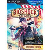 Bioshock Infinite Premium Edition    PLAYSTATION 3