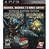 Bioshock Ultimate Rapture Edition    PLAYSTATION 3