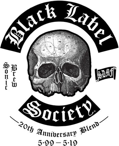Black Label Society - Sonic Brew (20th Anniversary Blend 5.99 - 5.19 Picutre Disc)