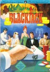 Blackjack DMG LABEL    NINTENDO ENTERTAINMENT SYSTEM