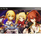 BlazBlue Chrono Phantasma Limited Edition    PLAYSTATION 3