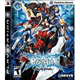 Blazblue Calamity Trigger    PLAYSTATION 3