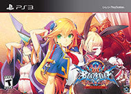 Blazblue Central Fiction Limited Ed    PLAYSTATION 3