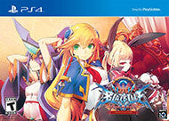 Blazblue Central Fiction Limited Ed    PLAYSTATION 4
