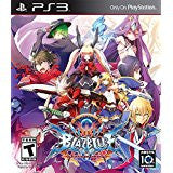 Blazblue Central Fiction    PLAYSTATION 3