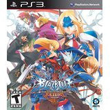 Blazblue Continuum Shift Extend Ltd Ed    PLAYSTATION 3