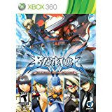 Blazblue Continuum Shift    XBOX 360