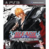 Bleach Soul Resurreccion    PLAYSTATION 3