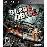 Blood Drive    PLAYSTATION 3