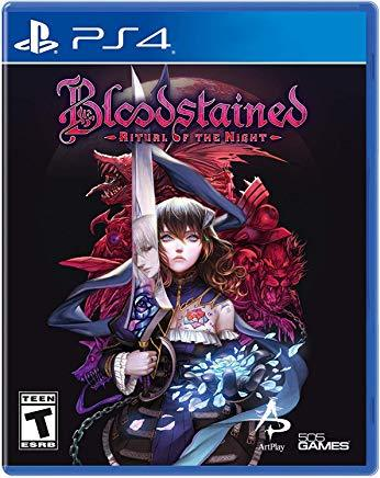 Bloodstained Ritual of the Night    PLAYSTATION 4