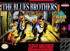 Blues Brothers BOXED COMPLETE    SUPER NINTENDO ENTERTAINMENT SYSTEM