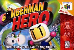 Bomberman Hero DMG LABEL    NINTENDO 64