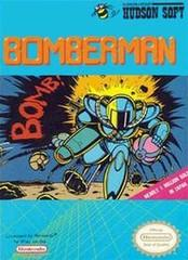 Bomberman BOXED COMPLETE    NINTENDO ENTERTAINMENT SYSTEM