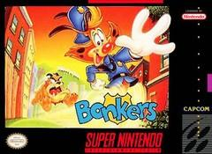 Bonkers BOXED COMPLETE    SUPER NINTENDO ENTERTAINMENT SYSTEM