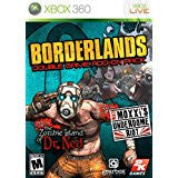 Borderlands Add-on Pack Zombie Island    XBOX 360