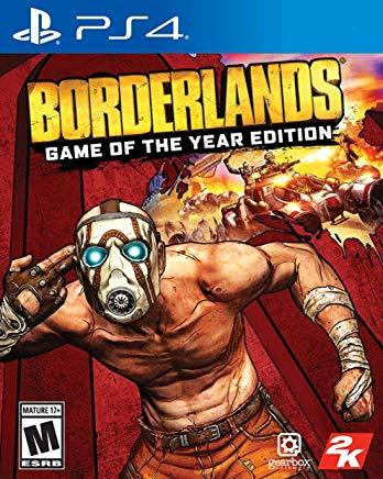 Borderlands Game of the Year Edition    PLAYSTATION 4