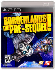Borderlands The Pre-sequel    PLAYSTATION 3