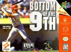Bottom of the 9th BOXED COMPLETE    NINTENDO 64