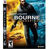 Bourne Conspiracy    PLAYSTATION 3
