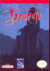 Bram Stokers Dracula BOXED COMPLETE    NINTENDO ENTERTAINMENT SYSTEM