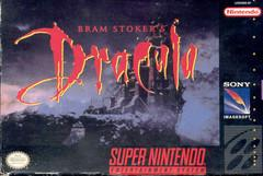 Bram Stokers Dracula BOXED COMPLETE    SUPER NINTENDO ENTERTAINMENT SYSTEM