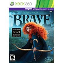 Brave The Video Game (BC)    XBOX 360