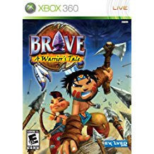 Brave Warriors Tale    XBOX 360