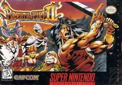 Breath of Fire II    SUPER NINTENDO ENTERTAINMENT SYSTEM